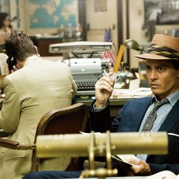 Rum Diary, The / Johnny Depp Poster