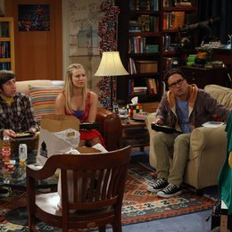 Big Bang Theory - Die komplette vierte Staffel, The / Kunal Nayyar / Jim Parsons / Johnny Galecki / Simon Helberg