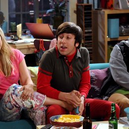 Big Bang Theory - Die komplette vierte Staffel, The / Kaley Cuoco / Simon Helberg / Johnny Galecki