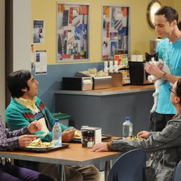 Big Bang Theory - Die komplette vierte Staffel, The / Simon Helberg / Kunal Nayyar / Jim Parsons / Johnny Galecki