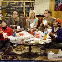 Big Bang Theory, The / Johnny Galecki / Jim Parsons / Kaley Cuoco / Kunal Nayyar / Simon Helberg