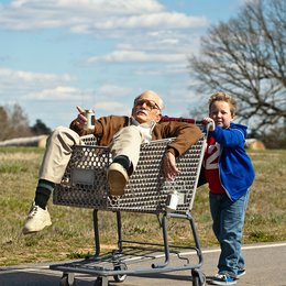 Jackass presents: Bad Grandpa / Jackass: Bad Grandpa / Johnny Knoxville / Jackson Nicoll Poster