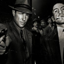 Mob City / Edward Burns / Jon Bernthal Poster