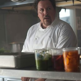 Kiss the Cook / Jon Favreau Poster