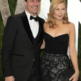 Jennifer Westfeldt / Jon Hamm / 85th Academy Awards 2013 / Oscar 2013 Poster