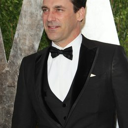 Jon Hamm / 85th Academy Awards 2013 / Oscar 2013 Poster