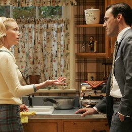 Mad Men / Jon Hamm / January Jones Poster