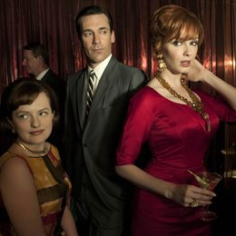 Mad Men - Season Four / Elisabeth Moss / Jon Hamm / Christina Hendricks Poster
