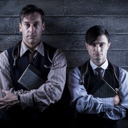 Young Doctor's Notebook - Staffel 1, A / Daniel Radcliffe / Jon Hamm Poster