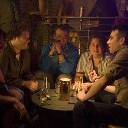 Beim ersten Mal / Seth Rogen / Jason Segel / Jonah Hill / Jay Baruchel Poster