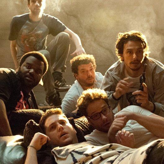 Das ist das Ende / Jay Baruchel / Craig Robinson / Jonah Hill / Seth Rogen / Danny McBride / James Franco Poster