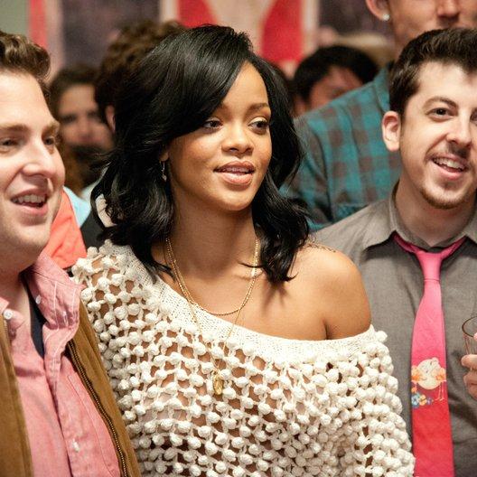 Das ist das Ende / Jonah Hill / Rihanna / Christopher Mintz-Plasse Poster