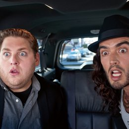 Get Him to the Greek / Männertrip / Jonah Hill / Russell Brand Poster