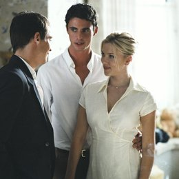 Match Point / Jonathan Rhys-Meyers / Matthew Goode / Scarlett Johansson Poster