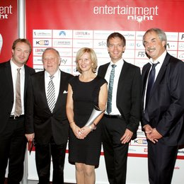 Entertainment Night 2012 / Video Champion 2012 / Christian Tsambikakis, Joseph Vilsmaier, Swetlana Winkel, Axel Bergmann und Dirk Tavernier Poster