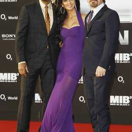 "3D-Deutschlandpremiere von ""Men in Black 3"" in der O2 World Berlin / Will Smith, Nicole Scherzinger und Josh Brolin Poster"
