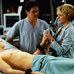 Hollow Man - Unsichtbare Gefahr / Kevin Bacon / Elisabeth Shue / Josh Brolin Poster