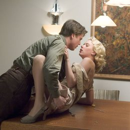 Black Dahlia, The / Josh Hartnett / Scarlett Johansson Poster