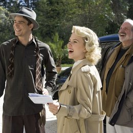 Black Dahlia, The / Set / Josh Hartnett / Scarlett Johansson / Brian De Palma Poster
