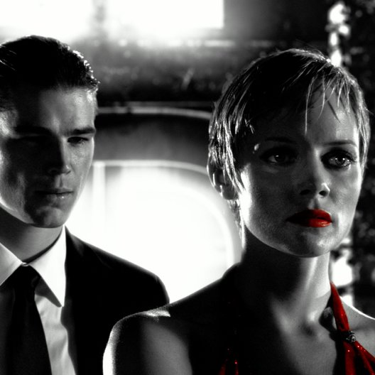 Sin City / Josh Hartnett / Marley Shelton Poster