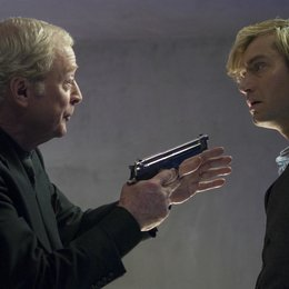 1 Mord für 2 / Sir Michael Caine / Jude Law Poster