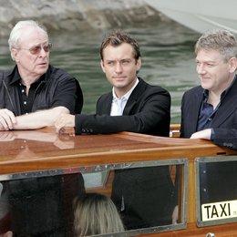 Caine, Sir Michael / Jude Law / Kenneth Branagh / 64. Filmfestspiele Venedig 2007 / Mostra Internazionale d'Arte Cinematografica
