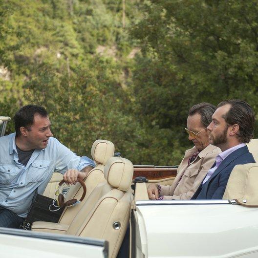 Dom Hemingway / Set / Richard Shepard / Richard E. Grant / Jude Law