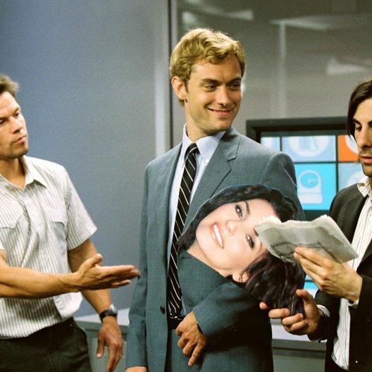 I Heart Huckabees / Mark Wahlberg / Jude Law / Jason Schwartzman