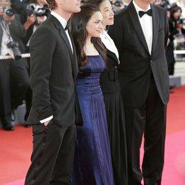 Law, Jude / Jones, Norah / Kar Wai, Wong / 60. Filmfestival Cannes 2007