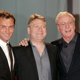 Law, Jude / Kenneth Branagh / Caine, Sir Michael / 64. Filmfestspiele Venedig 2007 / Mostra Internazionale d'Arte Cinematografica