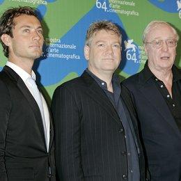 Law, Jude / Kenneth Branagh / Sir Michael Caine / 64. Filmfestspiele Venedig 2007 / Mostra Internazionale d'Arte Cinematografica