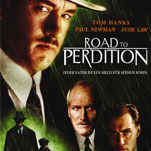 Road To Perdition / Filmplakat / Tom Hanks / Paul Newman / Jude Law