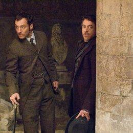 Sherlock Holmes / Jude Law / Robert Downey Jr.
