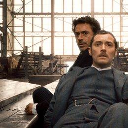 Sherlock Holmes / Robert Downey Jr. / Jude Law