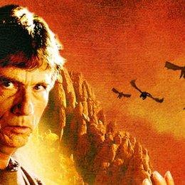 Merlin und der Krieg der Drachen / Jürgen Prochnow Poster