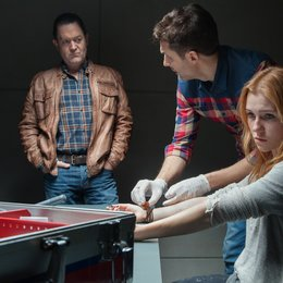 Chefin: Liebe, Die / Franziska Brandmeier / Jürgen Tonkel / Simon David Riggers