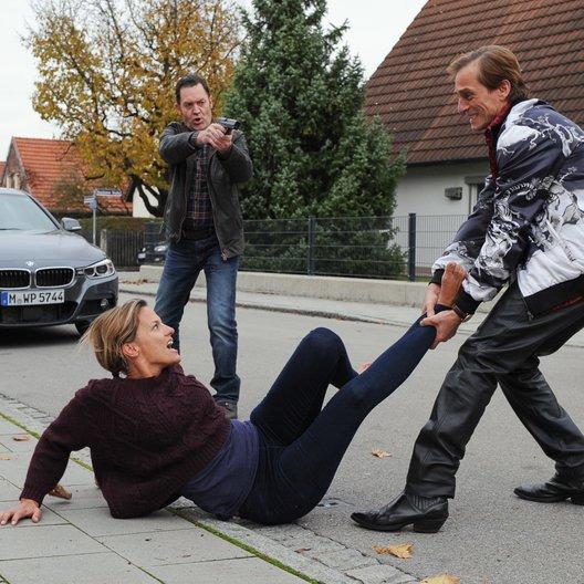 Chefin: Todesurteil, Die / Jürgen Tonkel / Janna Striebeck / André Hennicke Poster