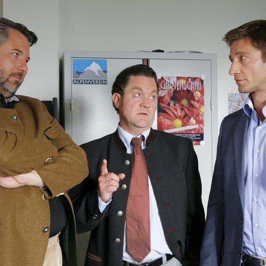 Rosenheim-Cops (12. Staffel, 30 Folgen), Die (ZDF) / Igor Jeftic / Dieter Fischer / Jürgen Tonkel Poster
