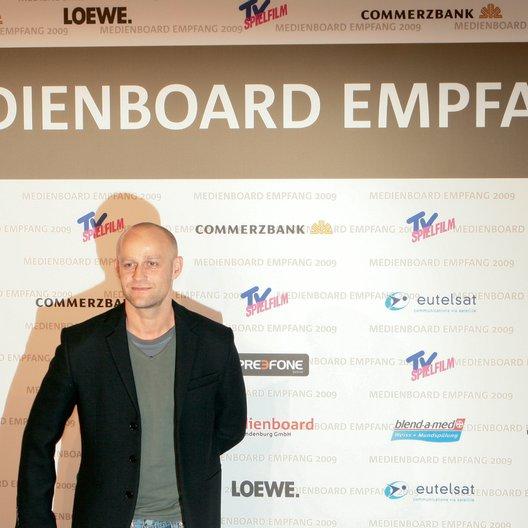 Medienboard Empfang anlässlich der 59. Berlinale / Jürgen Vogel Poster