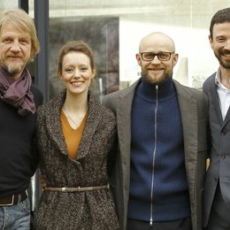Schoßgebete / Set / Sönke Wortmann / Lavinia Wilson / Jürgen Vogel / Oliver Berben Poster
