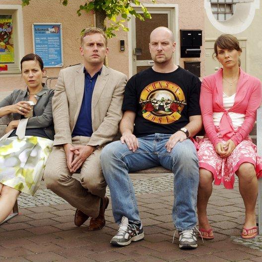 Franzi (3. Staffel, 8 Folgen) (BR) / Stephan Zinner / Jule Ronstedt / Sebastian Bezzel / Kathrin von Steinburg Poster