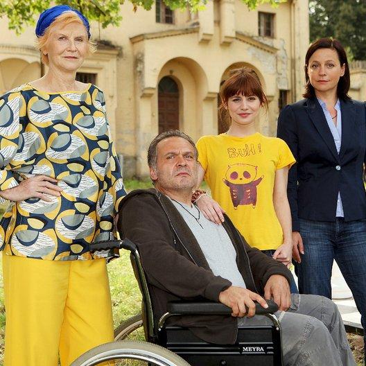 Lotta & die großen Erwartungen (ZDF) / Josefine Preuß / Irm Hermann / Jockel Tschiersch / Jule Ronstedt Poster