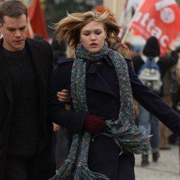 Bourne Verschwörung, Die / Matt Damon / Julia Stiles Poster
