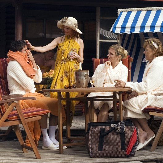 Dora Heldt: Tante Inge haut ab (ZDF) / Oliver Bootz / Gaby Dohm / Julia Stinshoff / Leslie Malton