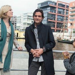 Dora Heldt: Unzertrennlich (ZDF) / Julia Stinshoff / Patrick Rapold / Aaron Kissiov