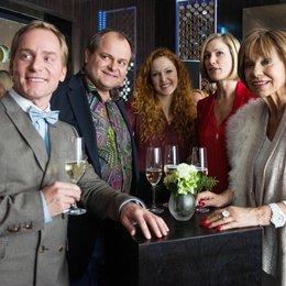Dora Heldt: Unzertrennlich (ZDF) / Julia Stinshoff / Patrick Heyn / Markus Majowski / Petra Bernhardt / Judy Winter