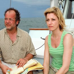 Schatz fürs Leben - Abenteuer in Panama, Ein (ZDF) / Marek Erhardt / Julia Stinshoff Poster