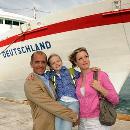 Traumschiff: Bora Bora, Das (ZDF / ORF) / Julia Stinshoff / Christoph Maria Herbst / Paula Hartmann Poster