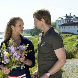 Inga Lindström: Das Herz meines Vaters (ZDF) / Julian Weigend / Lara Joy Körner Poster