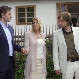 Lilly Schönauer: Wo die Liebe hinfällt (ARD / ORF) / Giulio Ricciarelli / Sophie Schütt / Julian Weigend Poster